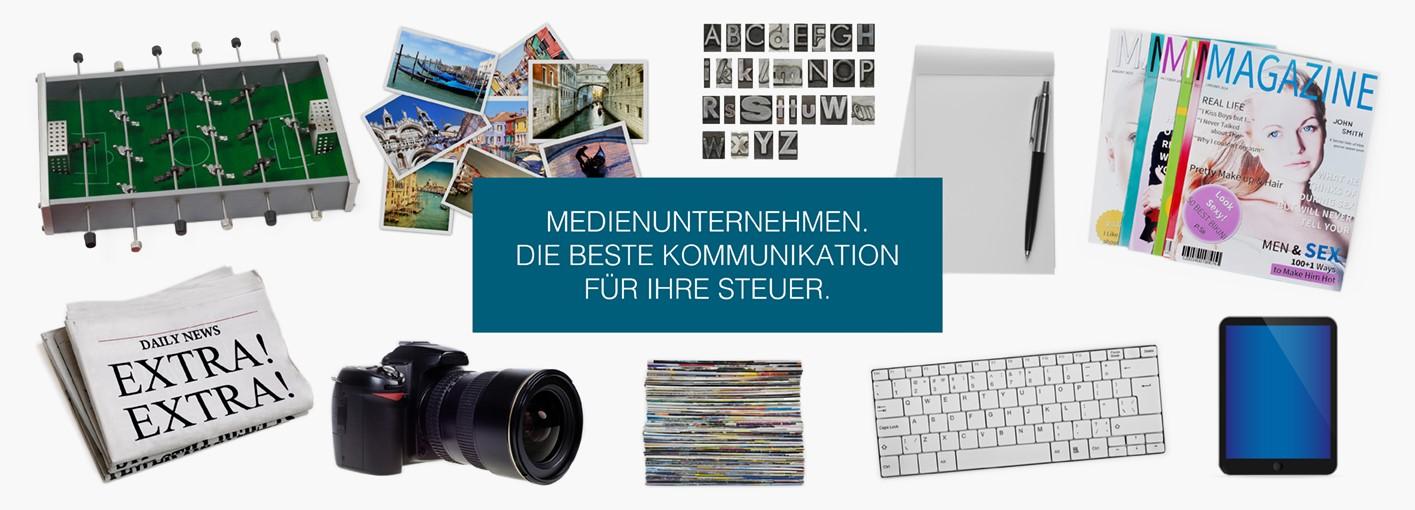 Medienunternehmen